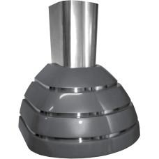 Vialona Cappe Брио 60 серебристый металлик